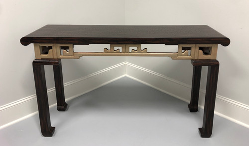 Vintage BAKER Asian Inspired Sofa Table Console