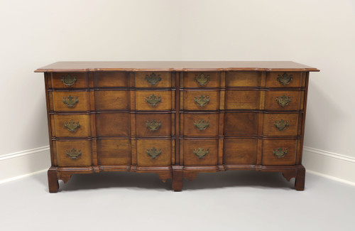 "CENTURY Mahogany Block Front Double Dresser; ""The Henry Ford Museum"" Collection"