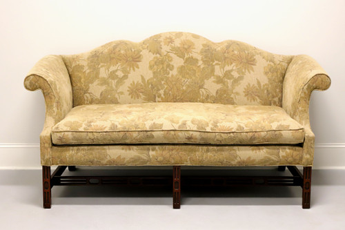 SOUTHWOOD Camelback Chippendale Style Sofa