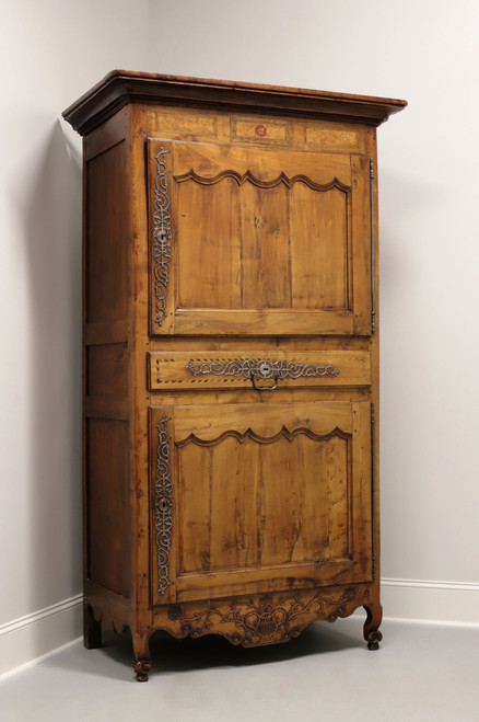 Antique French Inlaid Bonnetierre