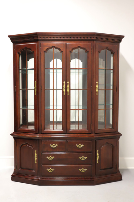 THOMASVILLE Collectors Cherry China Cabinet
