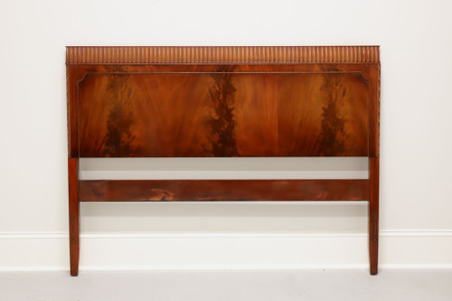 DREXEL French Provincial Flame Mahogany French Provincial Full Size Headboard
