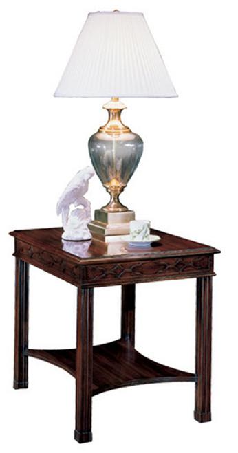 HENKEL HARRIS - 5427 Rectangular End Table
