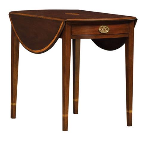 HENKEL HARRIS - 5437A Pembroke Table