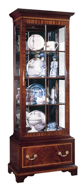 HENKEL HARRIS- 2301 Display Cabinet