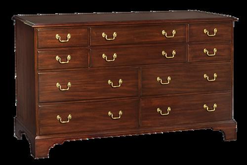 HENKEL HARRIS- 124 Triple Dresser