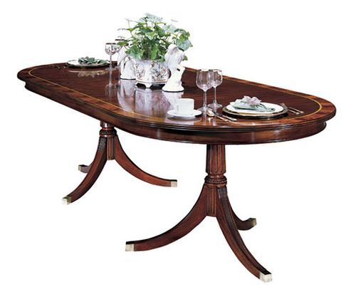 HENKEL HARRIS- 2235 Oval Dining Table