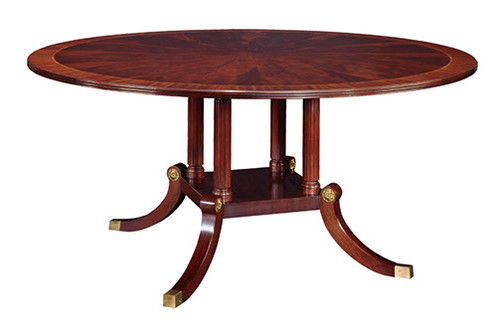 HENKEL HARRIS- 2266 Round Dining Table