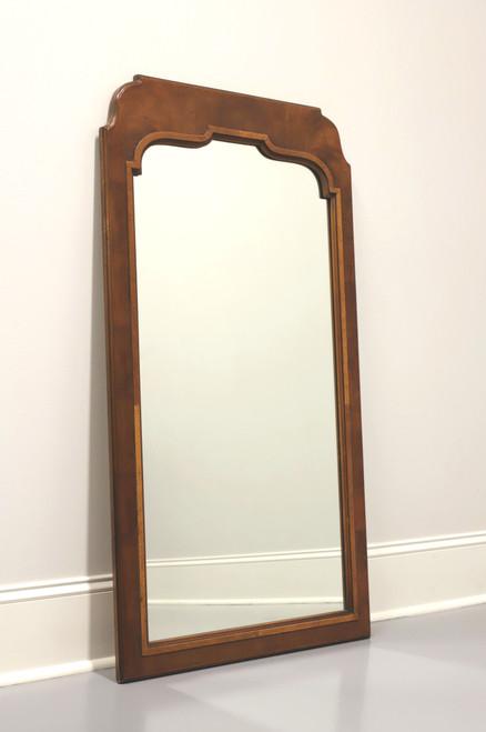 HENREDON 18th Century Portfolio Chippendale Banded Walnut Mirror