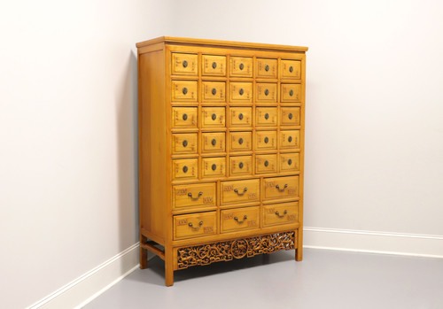 Extra Large Antique Chinese Apothecary / Medicine / Herbal Cabinet
