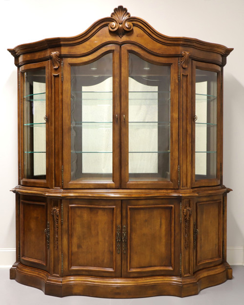 CENTURY Casa Collection Italian Tuscan China Cabinet