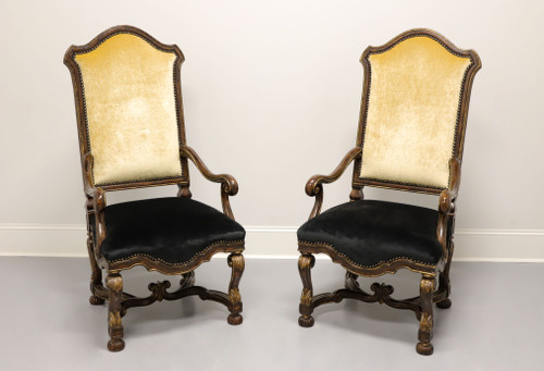 MARGE CARSON Segovia Dining Captain's Armchairs - Pair A