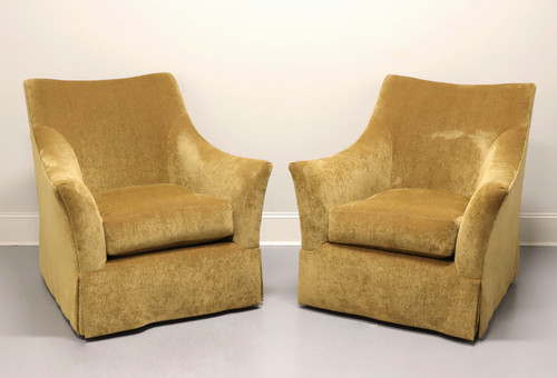 MARGE CARSON Contemporary Club Chairs - Pair