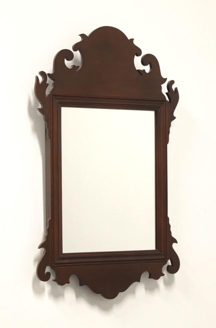 VIRGINIA METALCRAFTERS Mahogany Colonial Williamsburg Petite Wall Mirror