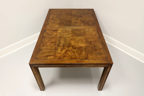 SOLD - HENREDON Scene One Campaign Style Dining Table