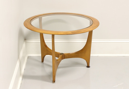 """ADRIAN PEARSALL for Lane """"Silhouette"""" Round End Side Table"""