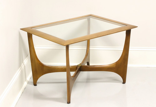 """ADRIAN PEARSALL for Lane """"Silhouette"""" Rectangular End Side Table A"""