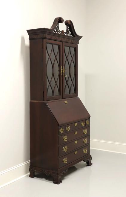 JASPER Solid Cherry Chippendale Style Secretary Desk