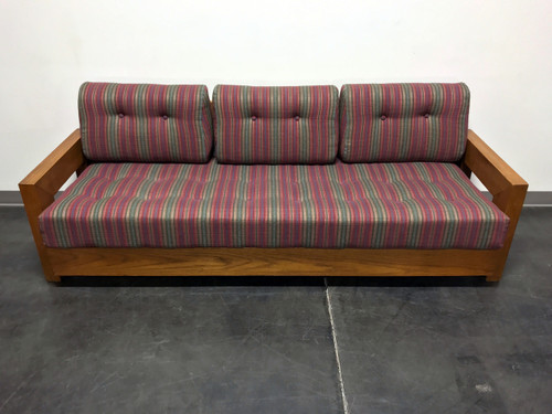 SOLD OUT - Mid Century Modern MCM Wooden Frame Sofa - Boyd\'s Fine ...