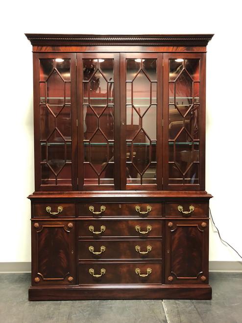 KITTINGER Richmond Hill Collection Mahogany China Display Cabinet