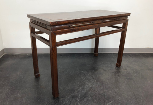 SOLD - Antique Late 19th Century Chinese Hardwood Console / Sofa Table