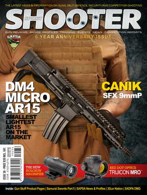 Sport Shooter Magazine Issue 36 (FREE)