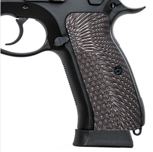 DSG G10 Tactical Grips H6-A CZ 75 Full Size G10 Gun Grips, OPS Eagle Wing Texture