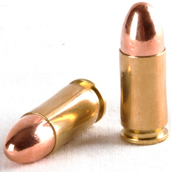 Diplopoint 9mm Para FMJ 124gr per 25