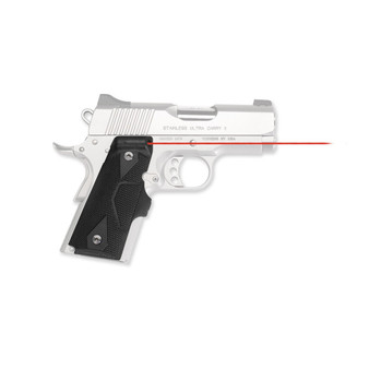 Crimson Trace 1911 Compact LG-404 Front Activation Lasergrips®
