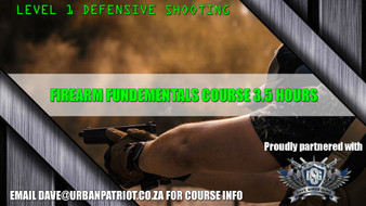 Urban Patriot Level 1 Defensive Handgun Course