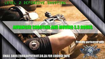 Urban Patriot Level 2 Defensive Handgun Course