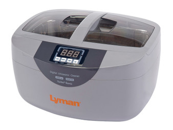Lyman Turbo Sonic 2500 Ultrasonic Case Cleaner