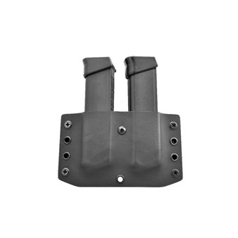 Daniels Holsters Glock 9/40 double OWB Mag Pouch