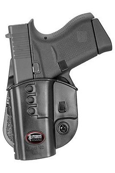 Fobus GL-43 ND LH Paddle Holster