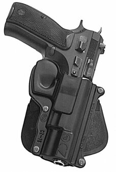 Fobus CZ-75 BH RT Belt Holster