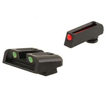 Truglo Fiber Optic Glock 26/19/17/34 Sights