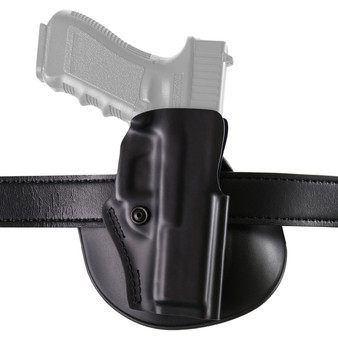 Copy of Safariland Model 5198 Open Top Concealment Paddle/Belt Loop Holster with Detent Glock 21