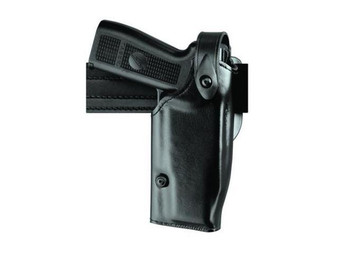 Safariland 6280-73-61 Duty Holster Plain Black RH Fits Beretta 92