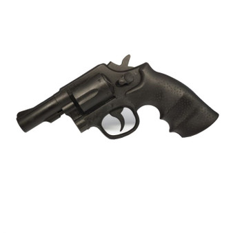 "2"" Revolver Heavy Rubber Training Gun"