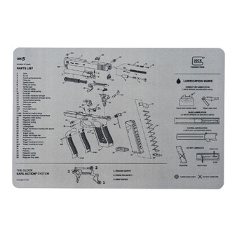 Glock Benchmat Gen5 Grey