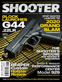 Sport Shooter Magazine Issue 37 (FREE)