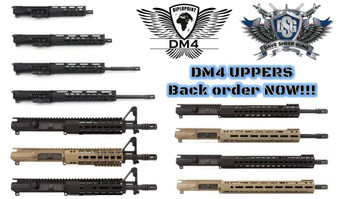 DM4 Enhanced AR Upper