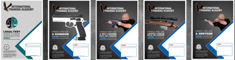 Handle and Use of a MOR/SLR/Carbine/Handgun/Shotgun and Knowledge Combo Manual