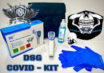 DSG COVID KIT (Extras may be added and final Pricing will be e-mailed to you as a quote.)