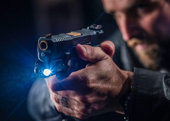 SureFire XC1-B WEAPONLIGHT Ultra-Compact Everyday Carry Handgun WeaponLight