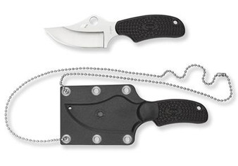 Spyderco ARK Neck Knife w/H1 Blade