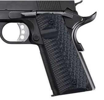 DSG G10 Tactical Grips H1-SW(2) 1911 Snake texture grips