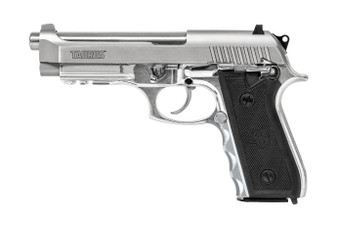 Taurus PT92 9mm Stainless Steel 17rd/2mg