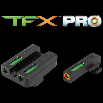 Truglo TFX Pro Sig Sauer #6 Front #8 Rear
