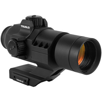 TRUGLO IGNITE™ 30MM RED•DOT SIGHT WITH CANTILEVER MOUNT